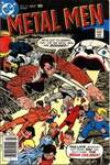 Metal Men #52 comic books - cover scans photos Metal Men #52 comic books - covers, picture gallery