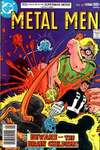 Metal Men #53 comic books for sale