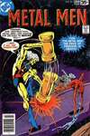 Metal Men #56 comic books - cover scans photos Metal Men #56 comic books - covers, picture gallery