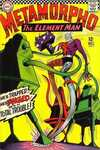Metamorpho #9 comic books - cover scans photos Metamorpho #9 comic books - covers, picture gallery