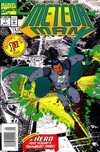 Meteor Man comic books