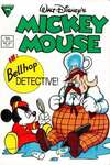 Mickey Mouse #251 comic books for sale