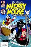 Mickey Mouse Adventures comic books