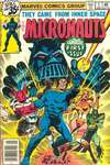 Micronauts #1 comic books - cover scans photos Micronauts #1 comic books - covers, picture gallery