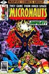 Micronauts #10 comic books - cover scans photos Micronauts #10 comic books - covers, picture gallery