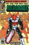 Micronauts #12 comic books - cover scans photos Micronauts #12 comic books - covers, picture gallery