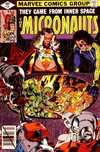 Micronauts #14 comic books for sale