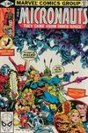 Micronauts #15 comic books - cover scans photos Micronauts #15 comic books - covers, picture gallery
