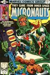 Micronauts #16 comic books - cover scans photos Micronauts #16 comic books - covers, picture gallery
