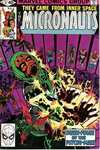 Micronauts #17 comic books - cover scans photos Micronauts #17 comic books - covers, picture gallery