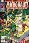 Micronauts #20 Comic Books - Covers, Scans, Photos  in Micronauts Comic Books - Covers, Scans, Gallery