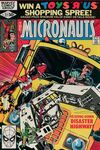 Micronauts #22 comic books for sale
