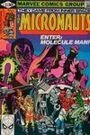 Micronauts #23 comic books for sale