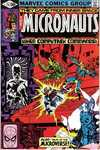Micronauts #24 Comic Books - Covers, Scans, Photos  in Micronauts Comic Books - Covers, Scans, Gallery