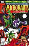 Micronauts #25 comic books - cover scans photos Micronauts #25 comic books - covers, picture gallery