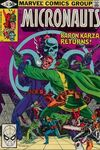 Micronauts #26 comic books for sale