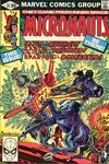 Micronauts #28 comic books for sale