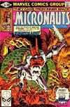 Micronauts #29 comic books for sale