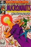 Micronauts #31 comic books - cover scans photos Micronauts #31 comic books - covers, picture gallery