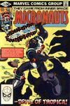 Micronauts #33 comic books - cover scans photos Micronauts #33 comic books - covers, picture gallery