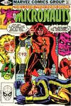 Micronauts #34 comic books - cover scans photos Micronauts #34 comic books - covers, picture gallery