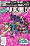 Micronauts #35 comic books for sale