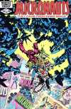 Micronauts #39 comic books for sale