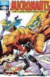 Micronauts #40 comic books - cover scans photos Micronauts #40 comic books - covers, picture gallery