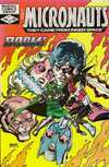 Micronauts #41 comic books - cover scans photos Micronauts #41 comic books - covers, picture gallery