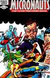Micronauts #42 comic books - cover scans photos Micronauts #42 comic books - covers, picture gallery