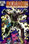 Micronauts #43 comic books - cover scans photos Micronauts #43 comic books - covers, picture gallery