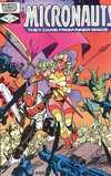 Micronauts #44 comic books for sale