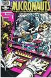 Micronauts #45 comic books - cover scans photos Micronauts #45 comic books - covers, picture gallery