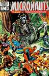 Micronauts #46 comic books - cover scans photos Micronauts #46 comic books - covers, picture gallery