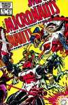 Micronauts #47 comic books - cover scans photos Micronauts #47 comic books - covers, picture gallery