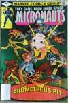 Micronauts #5 comic books for sale