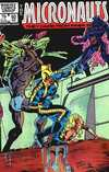Micronauts #50 comic books - cover scans photos Micronauts #50 comic books - covers, picture gallery