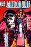 Micronauts #52 comic books - cover scans photos Micronauts #52 comic books - covers, picture gallery