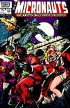 Micronauts #53 comic books - cover scans photos Micronauts #53 comic books - covers, picture gallery