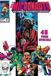 Micronauts #57 comic books - cover scans photos Micronauts #57 comic books - covers, picture gallery