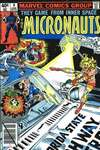 Micronauts #6 comic books - cover scans photos Micronauts #6 comic books - covers, picture gallery