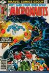 Micronauts #8 comic books for sale