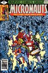 Micronauts #9 comic books - cover scans photos Micronauts #9 comic books - covers, picture gallery