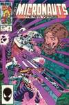 Micronauts #4 comic books - cover scans photos Micronauts #4 comic books - covers, picture gallery