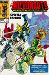 Micronauts Special Edition #1 comic books - cover scans photos Micronauts Special Edition #1 comic books - covers, picture gallery