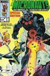 Micronauts Special Edition #2 comic books - cover scans photos Micronauts Special Edition #2 comic books - covers, picture gallery