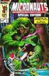 Micronauts Special Edition #3 comic books - cover scans photos Micronauts Special Edition #3 comic books - covers, picture gallery