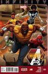 Mighty Avengers comic books