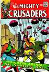 Mighty Crusaders #5 Comic Books - Covers, Scans, Photos  in Mighty Crusaders Comic Books - Covers, Scans, Gallery