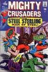 Mighty Crusaders #7 Comic Books - Covers, Scans, Photos  in Mighty Crusaders Comic Books - Covers, Scans, Gallery